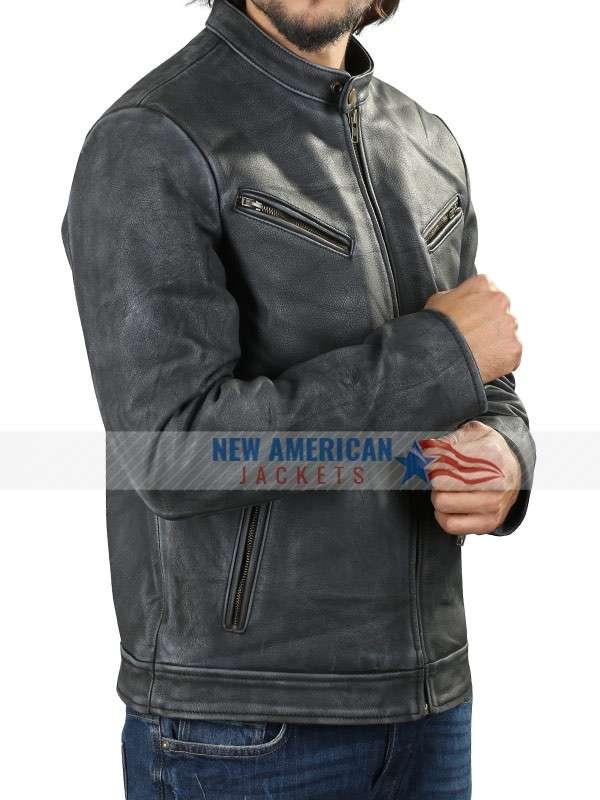 Fleabag Leather Jacket