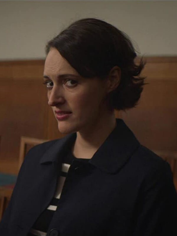 Fleabag Phoebe Waller-Bridge Coat