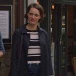 Fleabag Phoebe Waller-Bridge Trench Coat