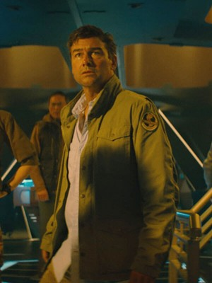 Godzilla King of the Monsters Dr. Mark Russell Jacket