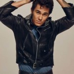 Grease Live Kenickie Leather Jacket