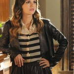 Hart of Dixie Dr. Zoe Hart Leather Jacket