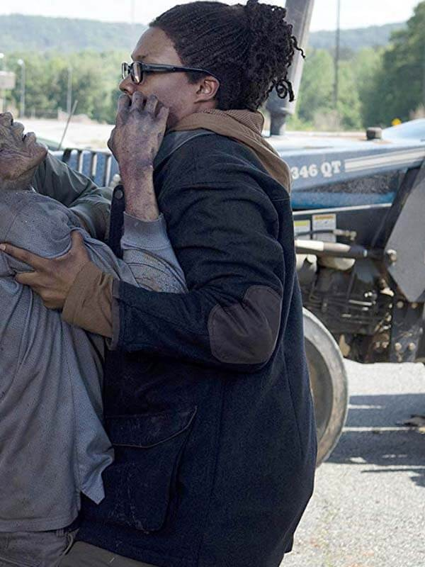 Heath The Walking Dead Jacket