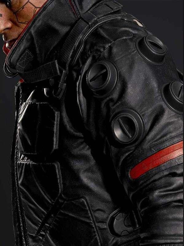 Jackie Welles Cyberpunk 2077 Jacket for Mens