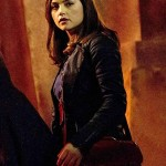 Jenna Coleman The Rings of Akhaten Jacket for Womens