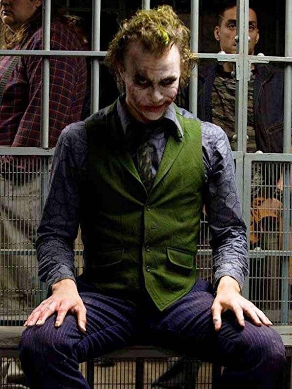Joker The Dark Knight Vest