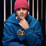 Justin Bieber Seasons Blue Hoodie