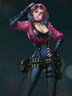 Cyberpunk 2077 Video Game Kira Madroxx Pink Leather Jacket