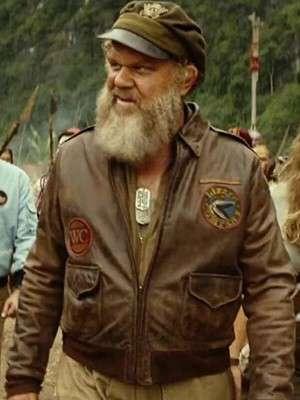 Hank Marlow Kong Skull Island Jacket