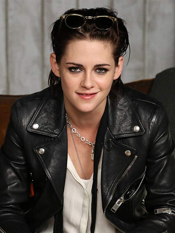 Kristen Stewart Classic Black Jacket