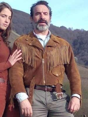 Jean Dujardin Le daim Jacket