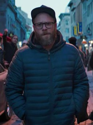 Seth Rogen Long Shot Jacket
