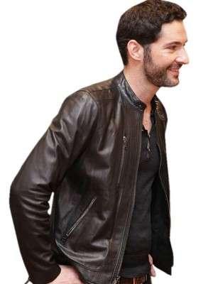 Tom Ellis Lucifer Morningstar Jacket