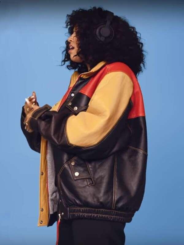 Mahalia Video Hide Out A Colors Show Jacket