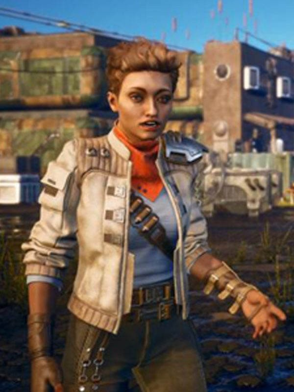 Marilyn The Outer Worlds Jacket