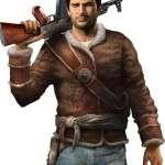 Nathan Drake Uncharted 2 Game Shealing Jacket