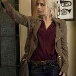 Olivia Moore Tv Series iZombie Cotton Brown Jacket