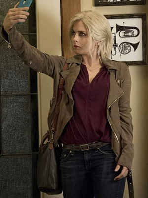 Olivia Moore Tv Series iZombie Cotton Jacket