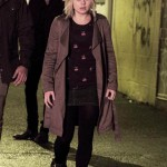Olivia Moore Tv Series iZombie Cotton Trench Coat
