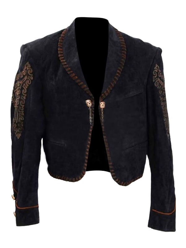 Once Upon a Time in Mexico El Mariachi Jacket