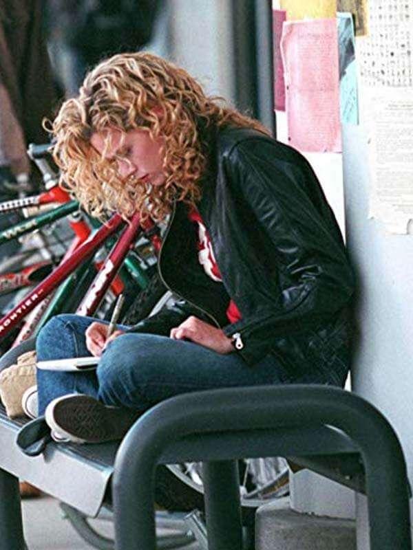 One Tree Hill Hilarie Burton Leather Jacket