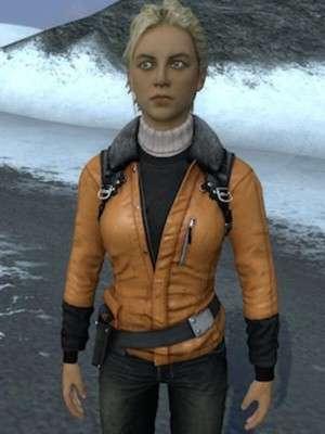 Elena Fisher Uncharted 4 Game Leather Jacket