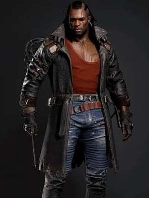 Placide Videogame Cyberpunk 2077 Coat