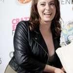 Rachel Bloom Black Jacket