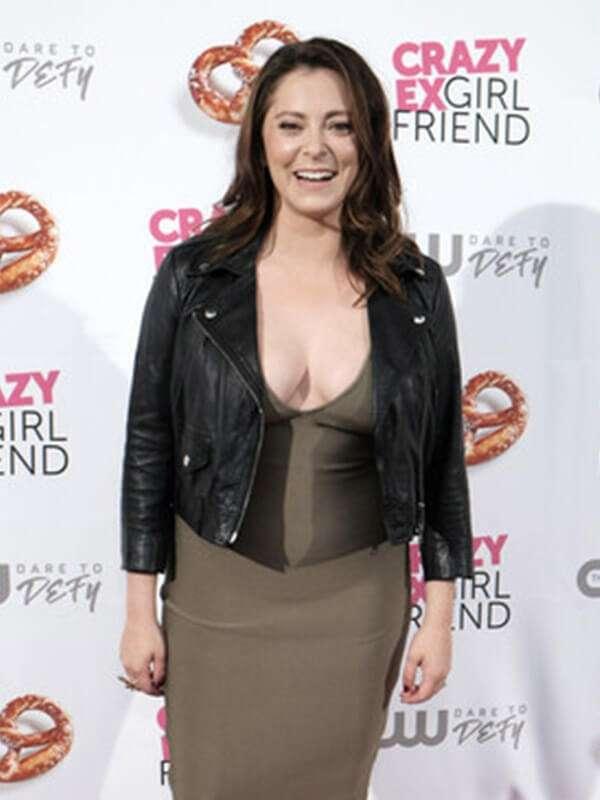 Rachel Bloom Crazy Ex-Girlfriend Event Jacket