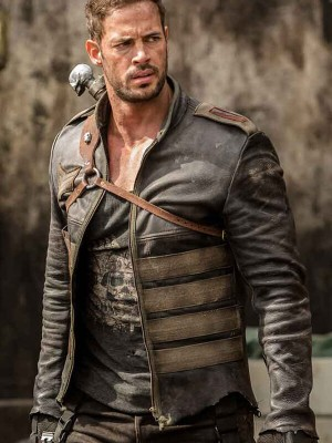 William Levy Resident Evil The Final Chapter Jacket