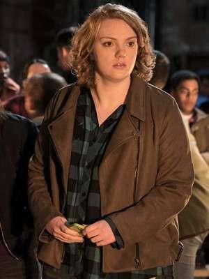 Horror Film Wish Upon Shannon Purser Jacket