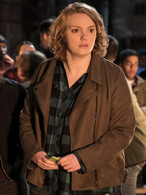 Shannon Purser Wish Upon Leather Jacket