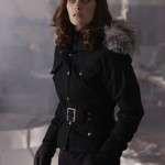 Smallville Cassidy Freeman Black Jacket