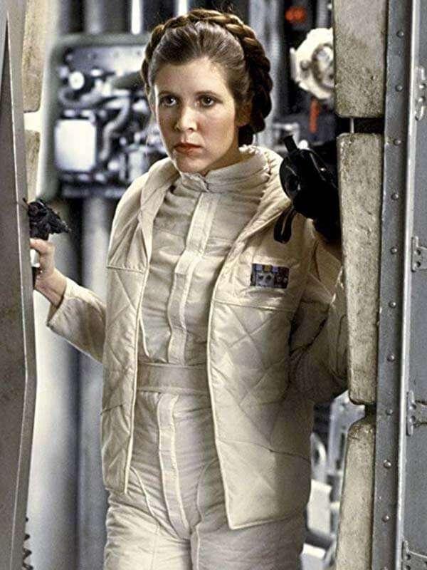 Star Wars The Empire Strikes Back Princess Leia Vest
