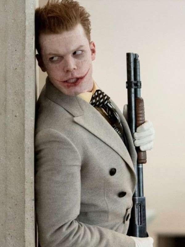 TV Series Gotham Jerome Valeska Coat