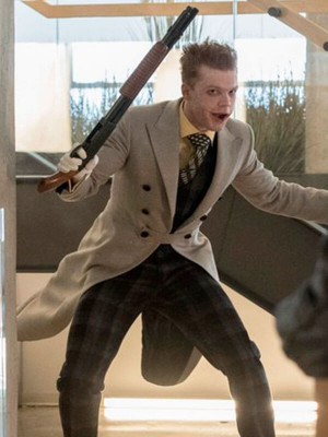 Cameron Monaghan Gotham Trench Coat