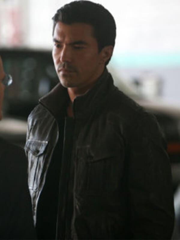 TV Series The Event Ian Anthony Dale Jacket