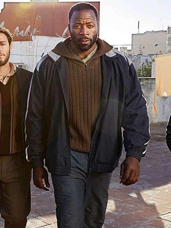 The Brave Demetrius Grosse Jacket