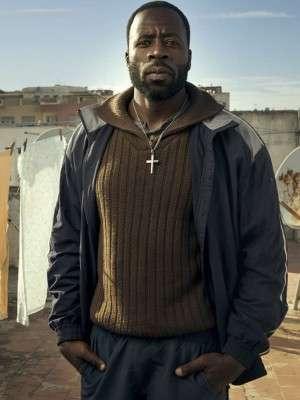 Demetrius Grosse The Brave Jacket