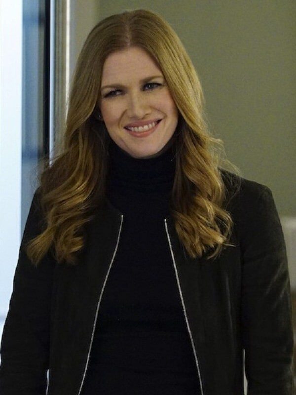 The Catch Mireille Enos Jacket