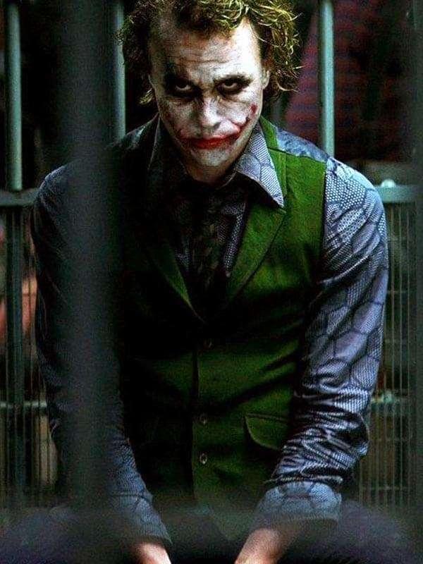 The Dark Knight Heath Ledger Vest