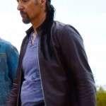 The Jesus Rolls John Turturro Brown Leather Jacket