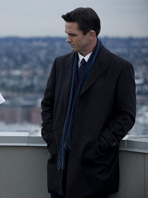 Billy Campbell The Killing Coat