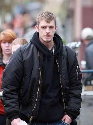 Stephen Holder The Killing Bomber Jacket