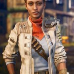 The Outer Worlds Marilyn Jacket