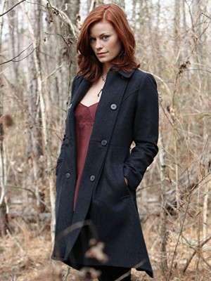 TV Drama The Vampire Diaries Cassidy Freeman Coat