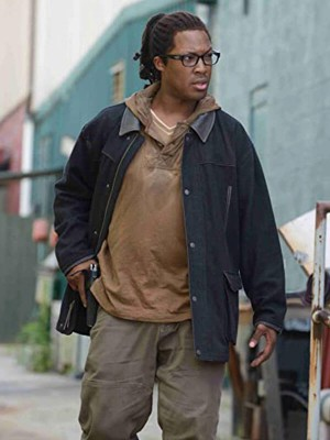 Corey Hawkins The Walking Dead Jacket