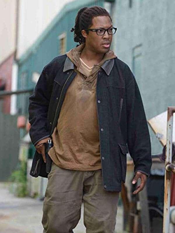 The Walking Dead Corey Hawkins Jacket