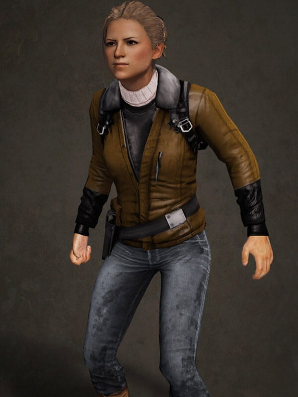 Uncharted 3 Game Elena Fisher Jacket