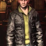 Uncharted 4 A Thief's End Charlie Cutter Jacket